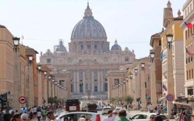 Près de 50 confrères à Rome